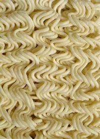 Instant Noodles Background Texture Macro Background