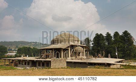 Mosque Construction Site