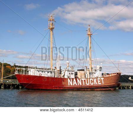 Lightship Nantucket