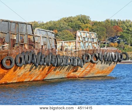 Old Barges