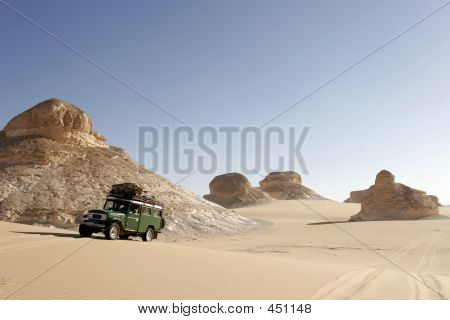 Desert Rover - Green 1