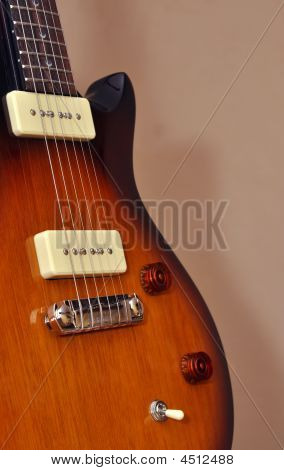 Electric Guitar Front