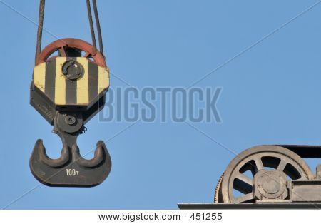Hook And Wheel
