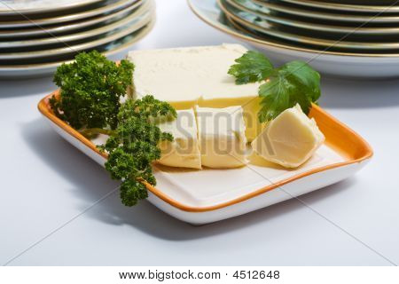 Butter And Parsley