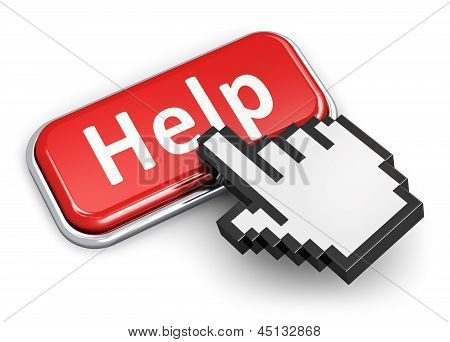 Help and assistance concept