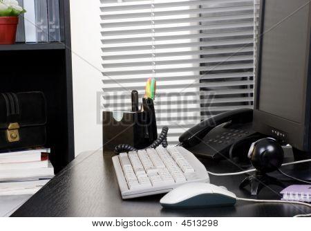 Office-Arbeitsplatz