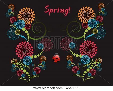 Spring Abstract