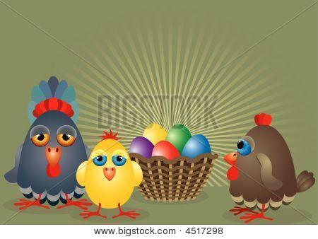 Hen Egg-family.eps