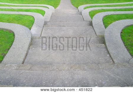 Ampitheater Steps