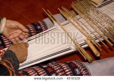 Chinese Handcraft Weave