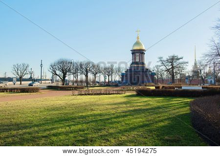 Architecture And Buildings Of St. Petersburg