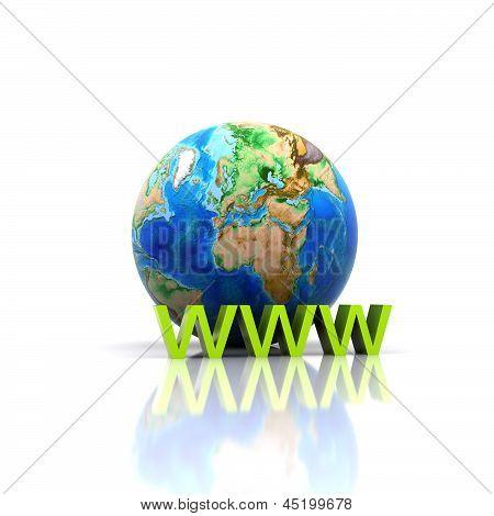 Globe - 3D