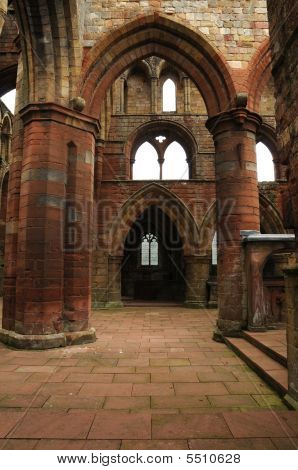 Lanercost Priory Nave