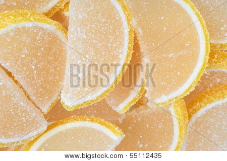 Yellow Fruit Jelly