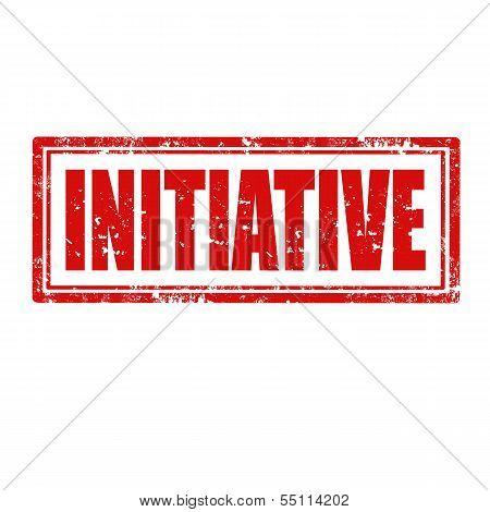 Initiative-stamp