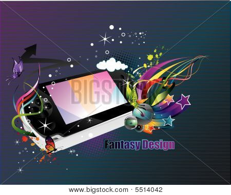Game Vector Illustration