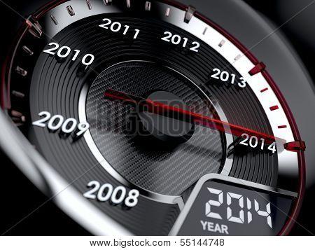 Countdown Concept