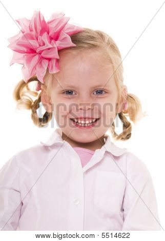 Happy Girl.