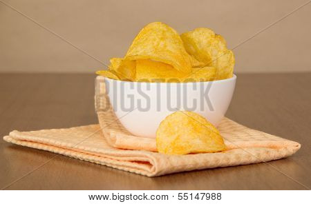Faience bowl with chips