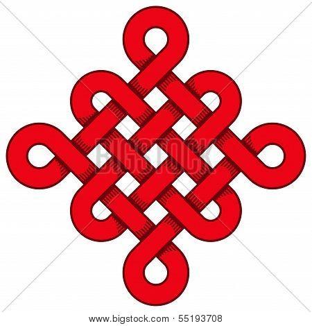 Beatiful Chinese knot