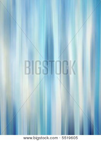 Abstract Aqua Blue Stripes
