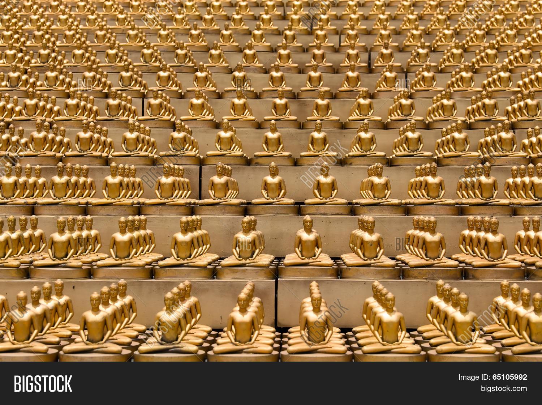 Wat Phra Dhammakaya Image Photo Free Trial Bigstock