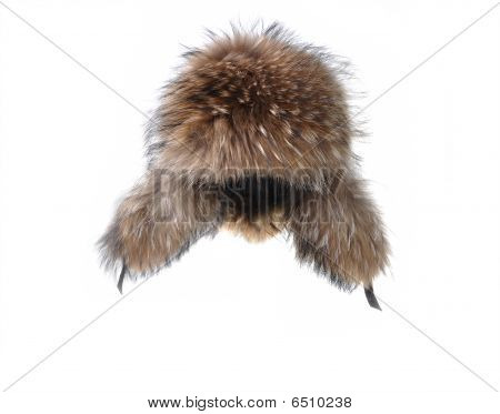 Earflaps Fur Cap Winter