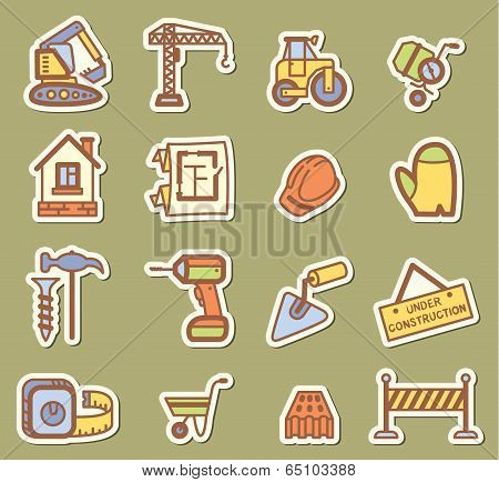 Built Icons