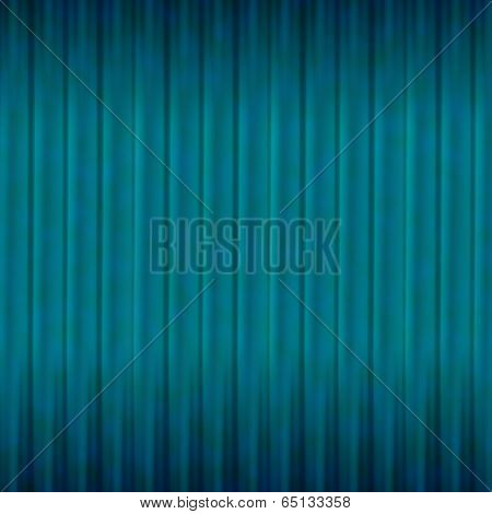 Blue color aquamarine blur curtain abstract background poster