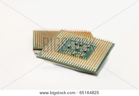 Pair Of Processors
