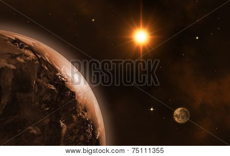 Beautiful Space...