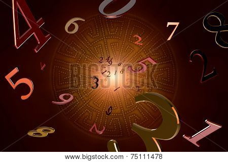 Numerology (magical Knowledge).