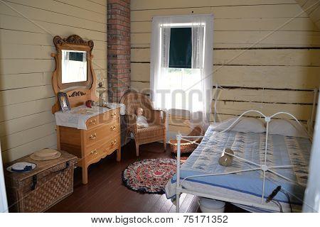 Hubble Homestead Second Bedroom