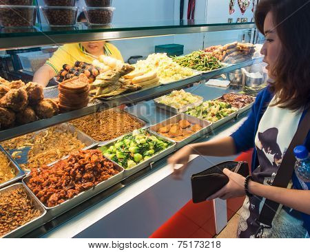 Street Foods In Singapore