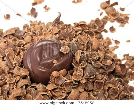 Candy in Chocolate Chips