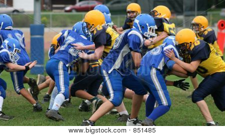 Football Play 1