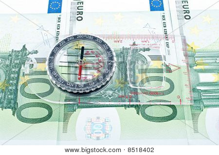 Currency And Compass