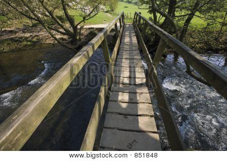england derbyshire peak district national park valley of the riv