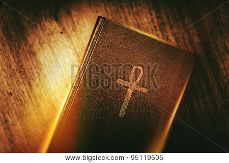 Egyptian Mystery Ankh Book