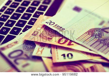 Online Business Concept