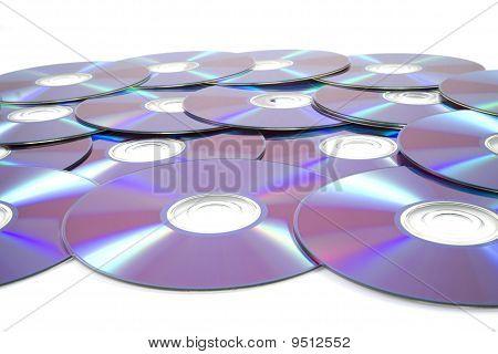 Empty Dvd's