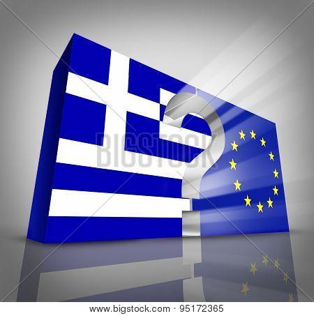 European Greece Question