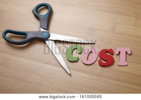 the concept of the cutting cost