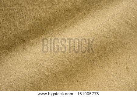 closeup of sand pattern of a beach in salalah Oman 3