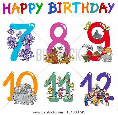 Birthday Greeting Card Designs