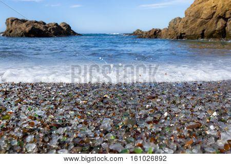 Glass Beach, Fort Bragg California