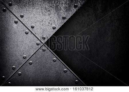 rusty metal design background