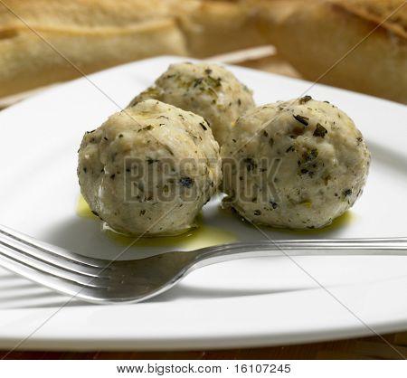 provencal dumplings poster