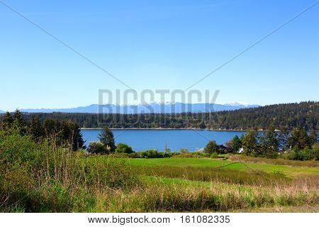 Spectacular Water View In Port Townsend  Fort Worden State Park