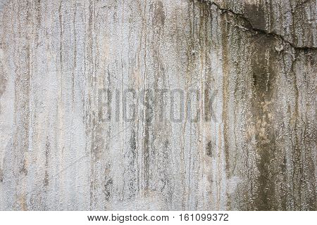 cracked concrete vintage wall backgroun dold wall